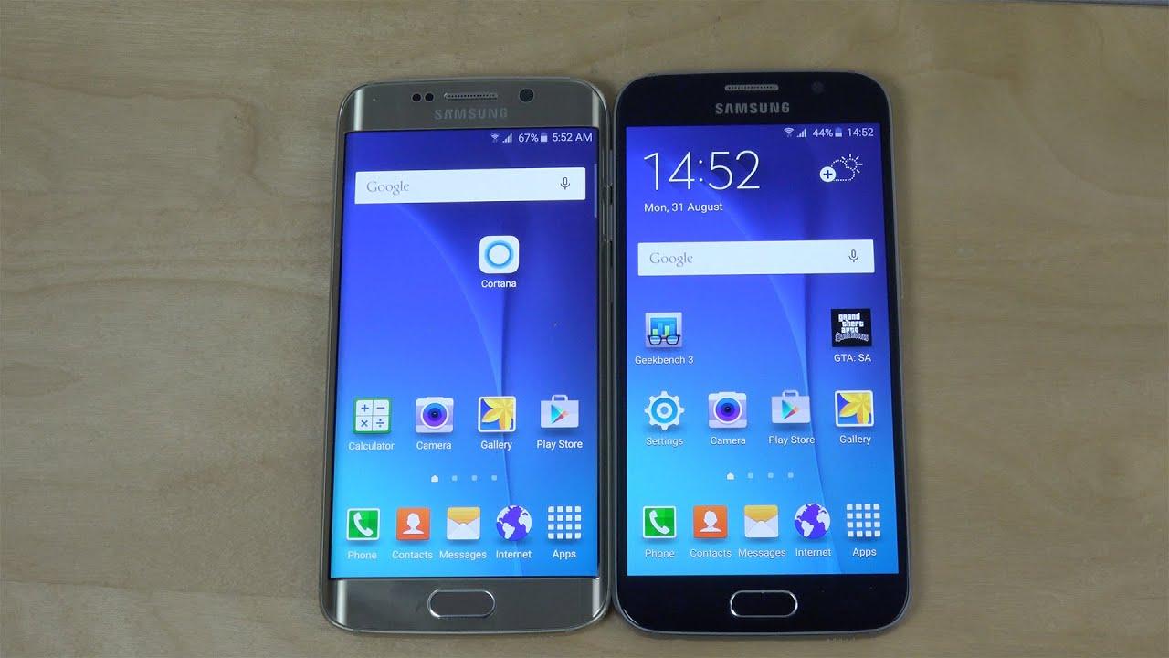 Samsung galaxy s6 edge cortana vs samsung galaxy s6 s voice which