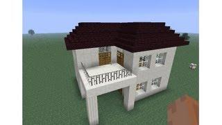 как построить дом в minecraft(Ставьте лайки и подписовайся на канал.Снимаю видео каждую неделю., 2013-08-29T10:25:51.000Z)