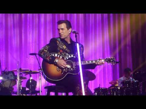 """Chris Isaak - """"Only The Lonely (Roy Orbison Cover)"""" - Hard Rock Las Vegas 7-30-16"""