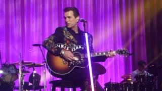 Chris Isaak Only The Lonely Roy Orbison Cover - Hard Rock Las Vegas 7-30-16.mp3