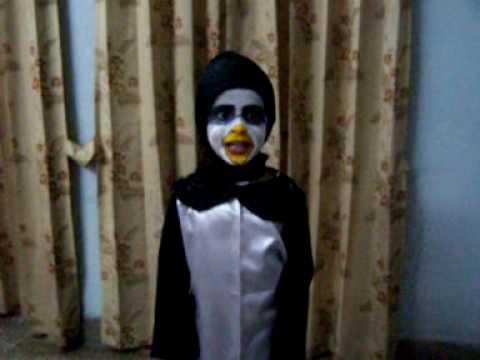 Penguin Costume  sc 1 st  YouTube & Penguin Costume - YouTube