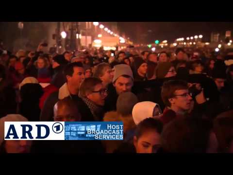 Paul Kalbrenner Live at Berlin Brandenburger Tor 11/09/14 FULL Broadcast