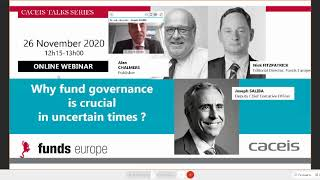 Why Fund Governance is crucial in uncertain times?
