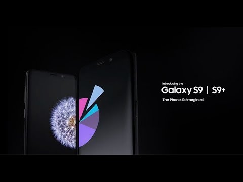 Official Trailer Galaxy S9 and S9+ launch leaked