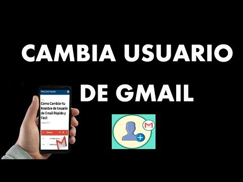 ¿Cómo Cambiar tu Nombre de Usuario de Gmail? Rápido y Fácil