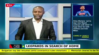 Leopards in search of Home | Scoreline