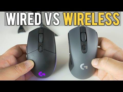 Logitech G603 vs G-Pro Gaming Mouse - Top Ten Gamer