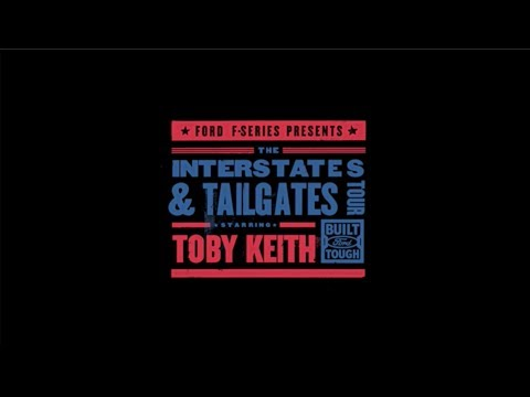 Toby Keith Interstates & Tailgates Tour Presented by Ford F-Series Thumbnail image