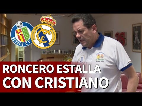 Getafe 1 2 real madrid rabia y j bilo de roncero con for Real madrid oficinas telefono