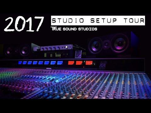 2017 Studio Gear Setup Tour