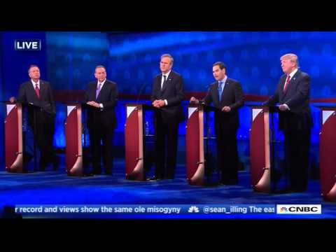 Marco Rubio: Dominates CNBC Debate | Marco Rubio for President