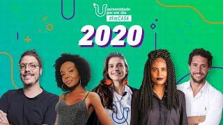 Universidade Por Um Dia #EmCasa - Edição 2020