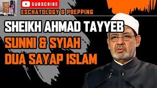 Imam Besar Al-Azhar: Sunni-Syiah Dua Sayap Islam