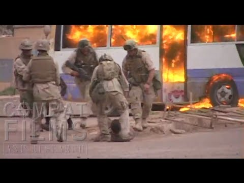 U.S. Marines Engage Iraqi Bus (CFR-TV - Episode 3)