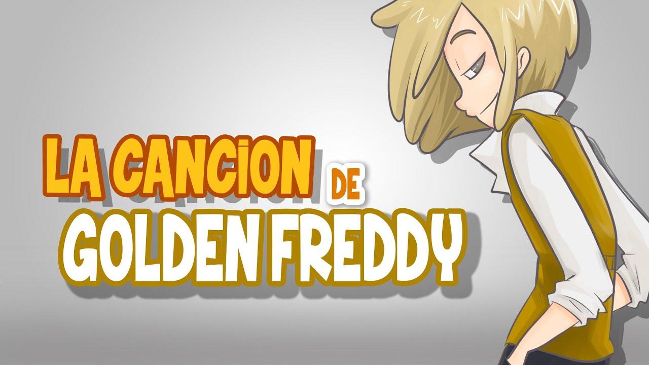 Scary Stories Freddy Demo Roblox - La Cancion De Golden 6 Serie Animada Fnafhs