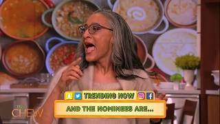 The Chew Hosts Respond to the 2018 Oscar Nominations