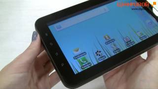 видеообзор интернет-планшета Samsung Galaxy Tab P1000