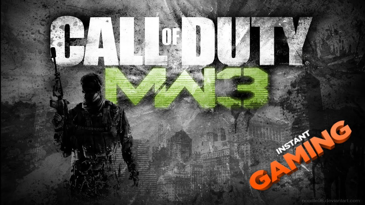 Call Of Duty Modern Warfare 3 Instant Gaming