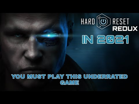 Hard Reset Redux Is The True Cyberpunk In 2021 You Must Play This Underrated Game |