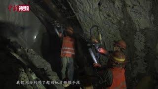 中国最北高铁线下主体工程基本完工