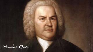 J.S.Bach: Minuet in G major - Musicbox cover