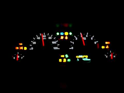 Running A Gauge Cluster Check On A 2009 Jeep Patriot
