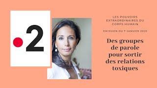 Reportage France 2 - Des groupes de parole pour sortir des relations toxiques