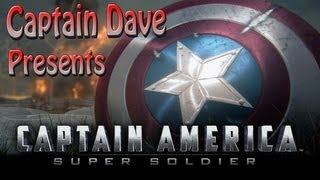 Captain America: Super Soldier - Walkthrough Part 13: We Stand Alone, Together