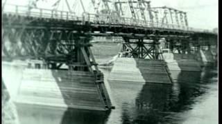 Город Устюжна, река Молога, 1969 год