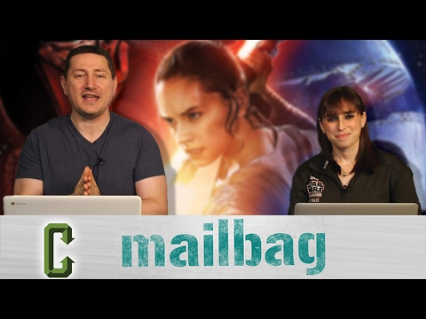 Would Star Wars: The Force Awakens Have Done Better Without The Prequels? - Collider Mail Bag