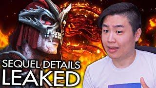 Просочились подробности нового продолжения фильма Mortal Kombat !!