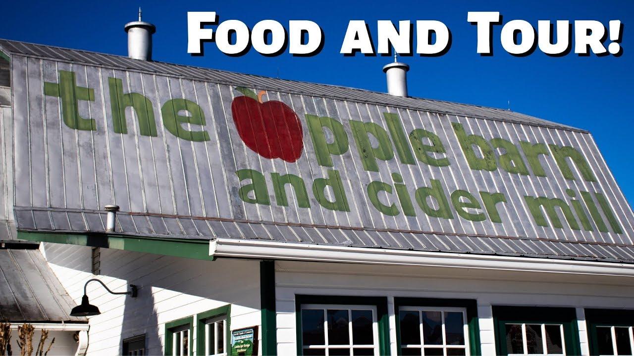 Apple Barn - Pigeon Forge, TN - YouTube