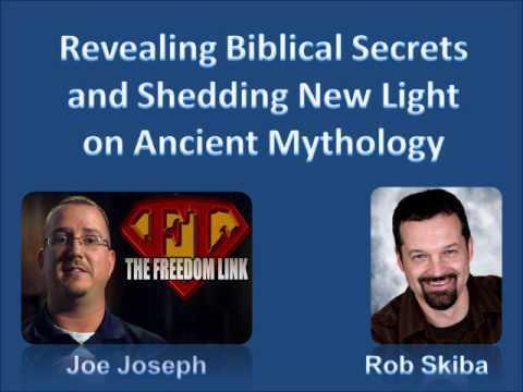 Mind Blowing Revelation of Biblical Truths and Ancient Mythology w/ Rob Skiba