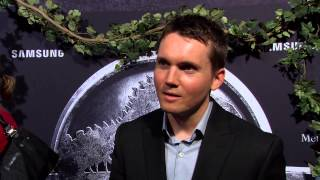 Jurassic World Premiere Interview - Derek Connolly