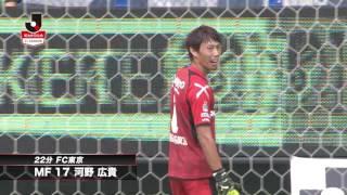 終了間際の同点劇!G大阪がFC東京と土壇場で引き分ける。首位争いから...