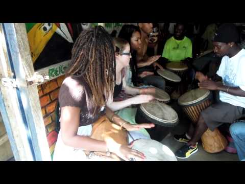 African Drum Lesson @ Accra Arts Centre