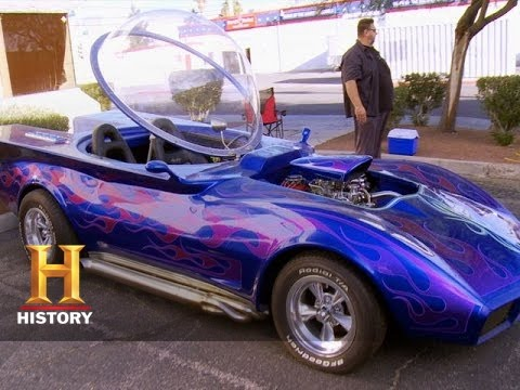 Counting Cars: Danny's Car Show | History