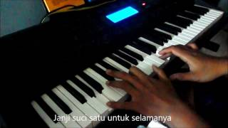 Yovie and Nuno - Janji Suci Piano