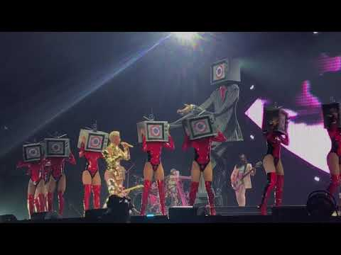 Katy Perry - Chained to the Rhythm Witness the Tour São Paulo Brazil live at Allianz Parque