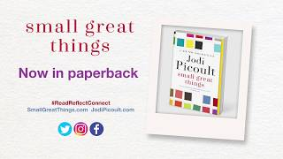 Jodi Picoults Small Great Things Book Scarf
