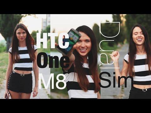 HTC One M8 Dual Sim: обзор смартфона