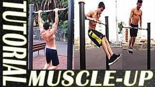 Cómo Hacer el Muscle Up - Todos los Secretos sobre el Muscle Up