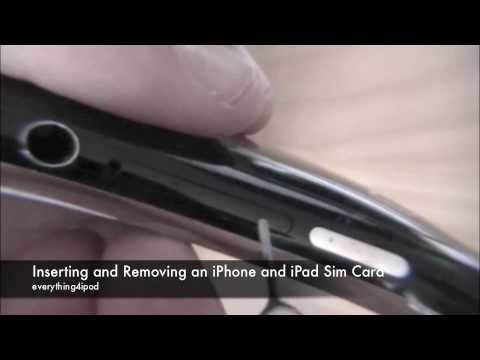 how to remove sim card from iphone 5s how to remove and insert iphone amp sim card 8374
