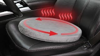 Best Heated Car Seat Cushion 2017