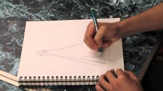 How to Draw an Easy Tepee