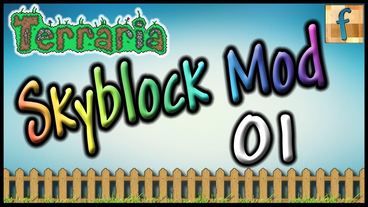 tModLoader - Skyblock Mod   Terraria Community Forums