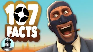 107 Facts About Team Fortress 2 | The Leaderboard