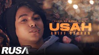 Download lagu Ariff Bahran - Usah Mp3
