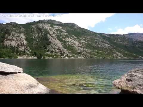 Sibyn Lakes 4K Сибинские озера