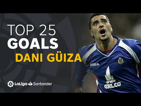 TOP 25 GOALS Dani Güiza in LaLiga Santanderиз YouTube · Длительность: 12 мин58 с